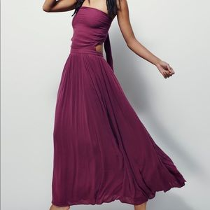 Free People Like This Like That maxi dress